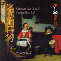 Robert Hill - Stephan: Piano Works