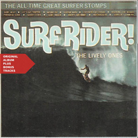 The Lively Ones - Surf Riders