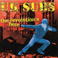 UK Subs - The Revolution's Here