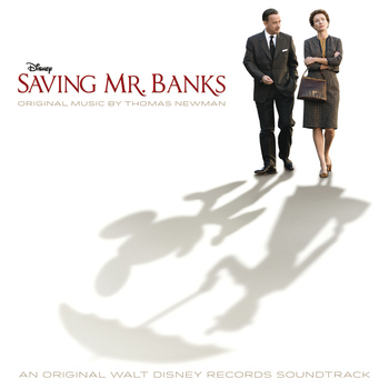 Thomas Newman - Saving Mr. Banks (Original Motion Picture Soundtrack)