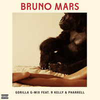Bruno Mars - Gorilla (feat. R Kelly And Pharrell) (Explicit)