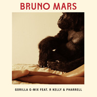 Bruno Mars - Gorilla (feat. R Kelly and Pharrell) (G-Mix)