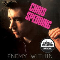 Chris Spedding - Enemy Within (Remastered)