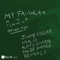 My Favorite Robot - Atomic Age Remix EP