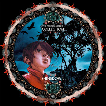 Shinedown - The Studio Album Collection