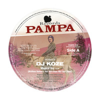 DJ Koze - Amygdala (Remixes, Pt. 1)