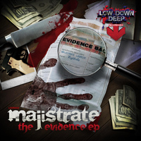 Majistrate - The Evidence EP