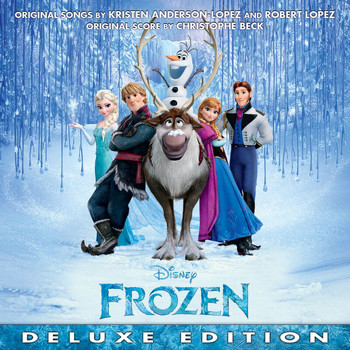 Various Artists - Frozen (Original Motion Picture Soundtrack/Deluxe Edition)