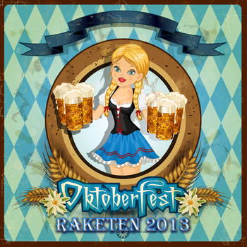 Various Artists - Oktoberfest Raketen 2013