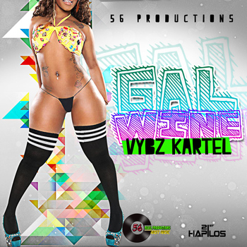 Vybz Kartel - Gal Wine - Single