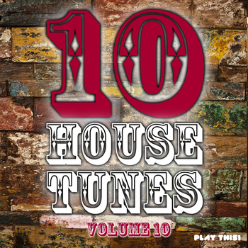 Various Artists - 10 House Tunes, Vol. 10