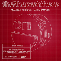 The Shapeshifters - Analogue to Digital – Album Sampler, Pt. 3