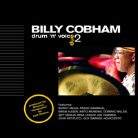 Billy Cobham - Drum'n' Voice, Vol. 2