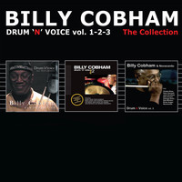 Billy Cobham - Drum 'N' Voice, Vol. 1, 2, 3
