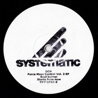 OCH - Force Mass Control Ep, Vol. 2