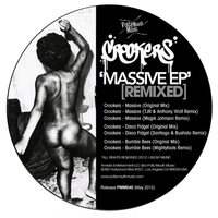 Crookers - Massive EP (Remixed)