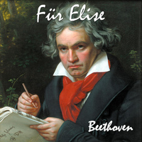Ludwig van Beethoven - Fur Elise. Bagatelle No. 25 in a Minor for Solo Piano. Great for Mozart Effect and Pure Enjoyment.