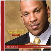 Donnie McClurkin - Attachments