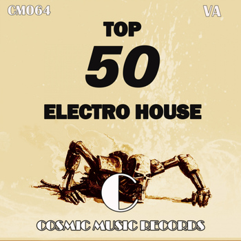 Various Artists - Top 50 Electro House