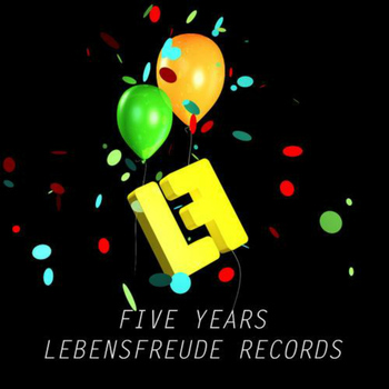 Various Artists - Five Years Lebensfreude