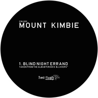 Mount Kimbie - Crooks & Lovers Sampler