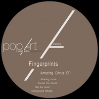 Fingerprints - Amazing Circus EP