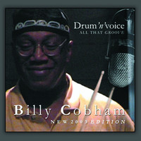 Billy Cobham - Drum'n' Voice