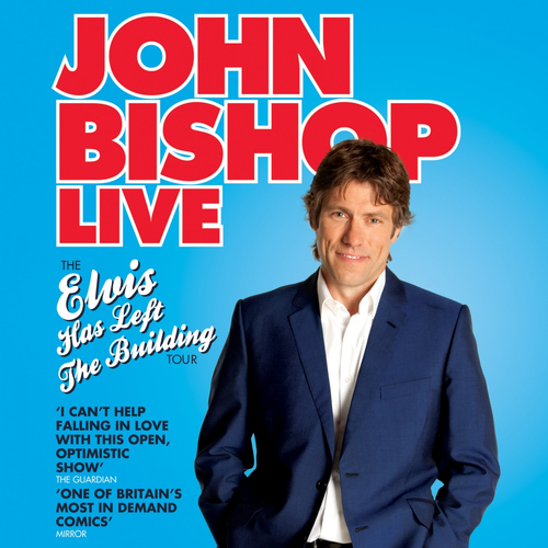 John Bishop MP3 Track Kitchen Utensils