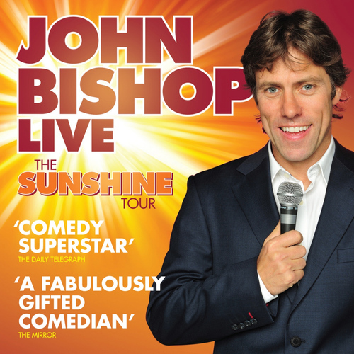 John Bishop MP3 Album The Sunshine Tour
