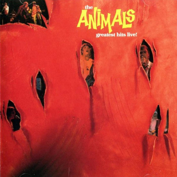 The Animals - The Greatest Hits (Live)