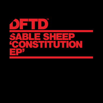 Sable Sheep - Constitution EP