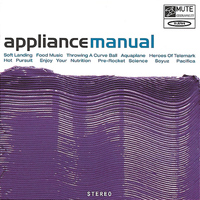 Appliance - Manual