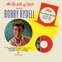 Bobby Rydell - The Top Hits Of 1963 Sung By Bobby Rydell