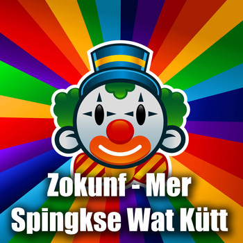 Various Artists - Zokunf - Mer Spingkse Wat Kütt