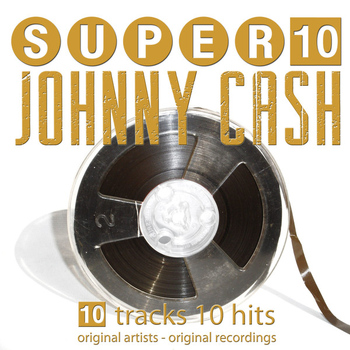 Johnny Cash - Super 10