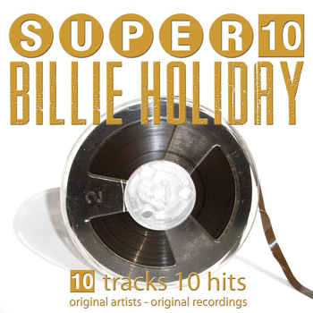 Billie Holiday - Super 10
