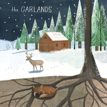 The Garlands - Christmas Song / I Don't Intend To Spend Christmas Without You