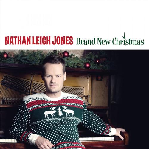 Nathan Leigh Jones MP3 Album Brand New Christmas