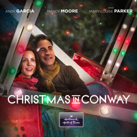 Andy Garcia - Christmas in Conway
