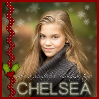 Chelsea - Have a Wonderful Christmas Time