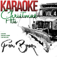 Karaoke - Ameritz - Karaoke - Christmas Hits for Boys, Vol. 4