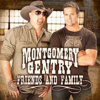 Montgomery Gentry - Friends and Family- EP