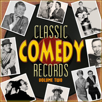 Various Artists - Classic Comedy Records, Vol. 2