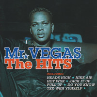 Mr Vegas - Mr Vegas: The Hits