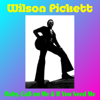 Wilson Pickett - Baby, Call on Me