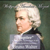 "Bruno Walter - Mozart: ""Jupiter"" Symphony No. 41 in C Major, K 551"