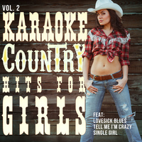 Karaoke - Ameritz - Karaoke - Country Hits for Girls, Vol. 2