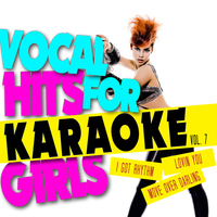 Karaoke - Ameritz - Karaoke - Vocal Hits for Girls, Vol. 7