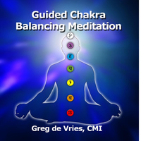 Greg de Vries, The Meditation Coach - Guided Chakra Balancing Meditation