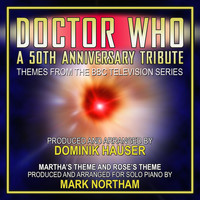 Dominik Hauser - Doctor Who: A 50th Anniversary Tribute - Newly Recorded Themes from the BBC Television Series